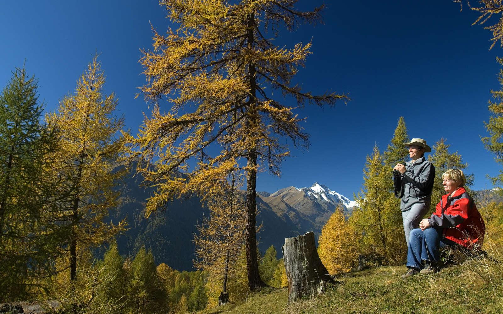 Wandervoll ... mit Bergschuhen, Stöcken und guter Laune